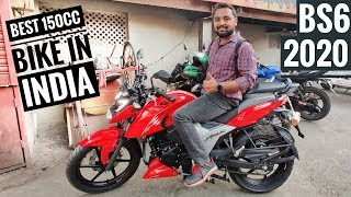 2020 TVS APACHE RTR 160 4V BS6 FIRST RIDE || Honest Opinions | Good u0026 Bad | Should You Buy ??