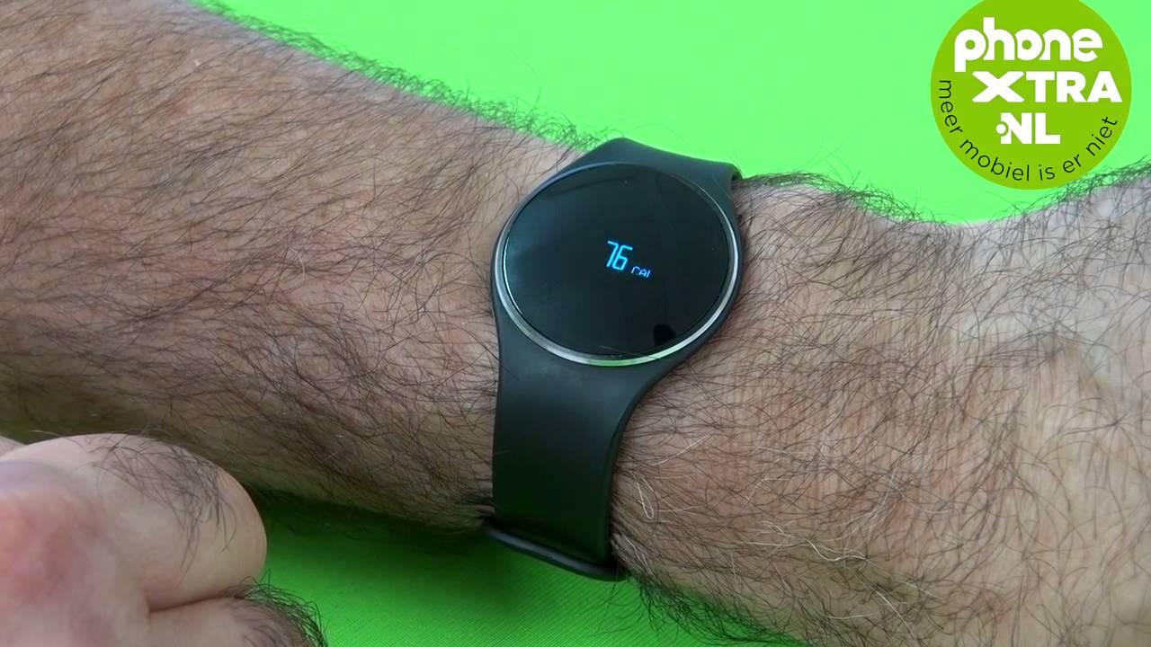 mykronoz zen cirle 2  MyKronoz ZeCircle smartwatch - YouTube