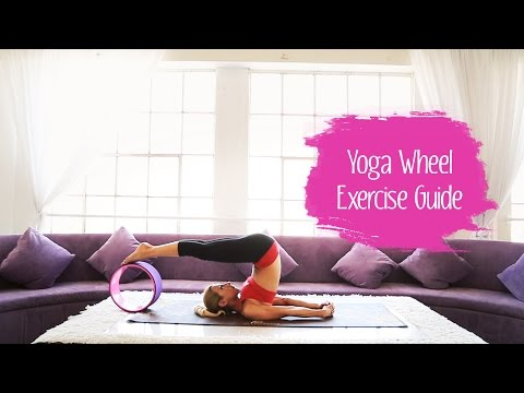 How To Use a Yoga Wheel Stretching & Strengthening Exercises | ProsourceFit