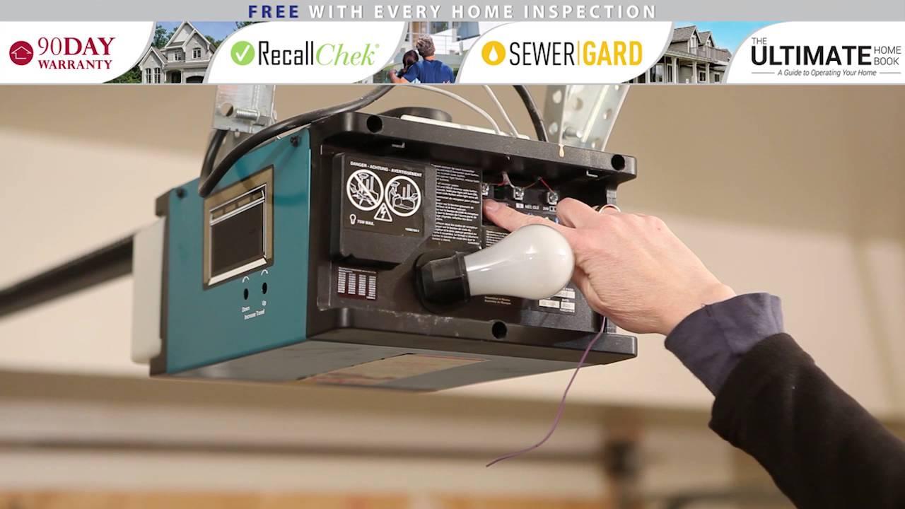 Installing a Keypad for Garages