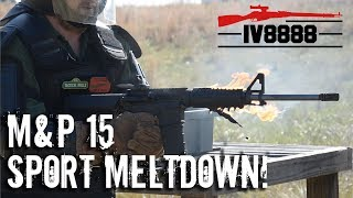 S&W M&P15 Sport review by Nutnfancy - Vloggest