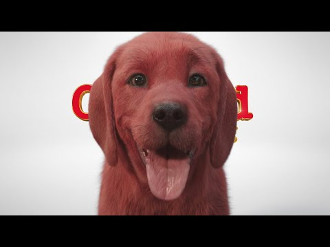 Clifford The Big Red Dog - First Look - Paramount Pictures