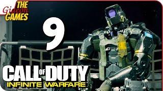 Прохождение Call of Duty: Infinite Warfare #9 ➤ РАСХОДНЫЙ МАТЕРИАЛ