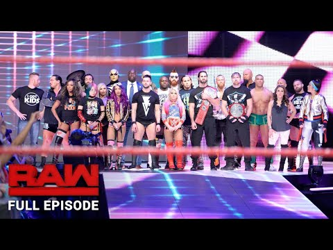 WWE Raw Full Episode - 30 October 2017