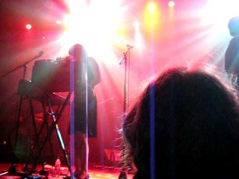 Ladytron - Tomorrow - Glasgow 2008