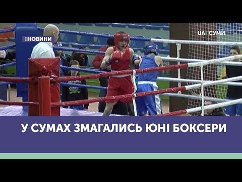 UA:СУМИ: У Сумах змагались юні боксери