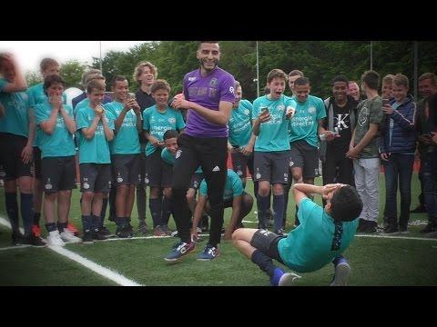 VERSE PANNA'S - TOUZANI VS PSV 🔥🔥🔥