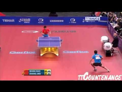 Championnats du monde de tennis de table 2011 finale zhang jike contre wang hao youtube - Tennis de table championnat du monde ...