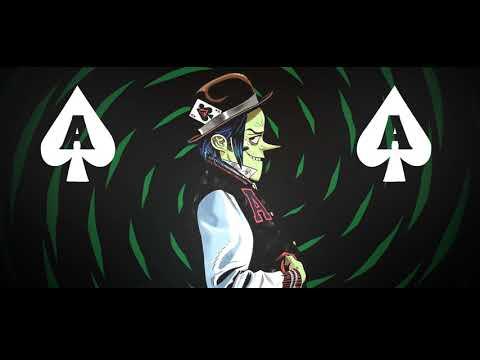 Gorillaz - Ace Ident (Fanmade)