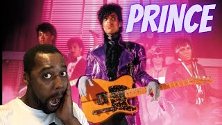 FIRST TIME HEARING Prince - Little Red Corvette (Official Music Video) REACTION