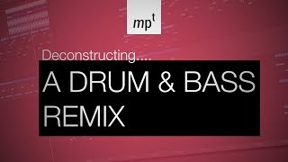 Drum and Bass Remix Deconstructed in Ableton - Micki Miller