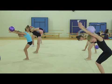 Отчетное видео: учебно-тренировочные сборы в Анапе (2018г)