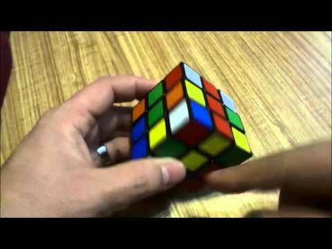 How To Solve A 3x3x3 Rubik's Cube-Beginner Method (FULL Tutorial)