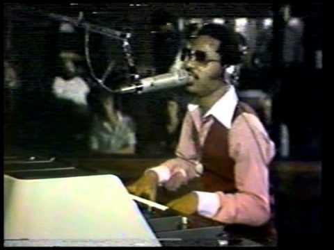 Stevie Wonder surprises Dick Clark