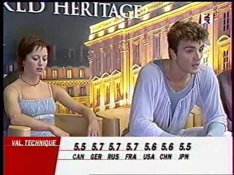 Elena Berezhnaya & Anton Sikharulidze RUS - 2000 Grand Prix Final LP2