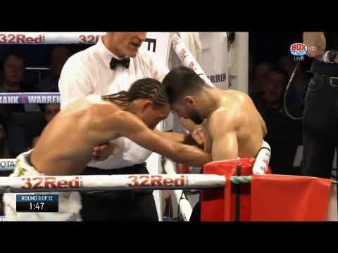 Jack Catterall vs Tyrone Nurse HD Full Fight!!!