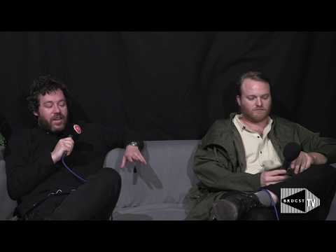 'Stranger Things' composers Michael Stein & Kyle Dixon, interview at BRDCST 2018
