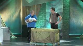 Kabaret Ani Mru-Mru - Żłobek (Official HD, 2014)
