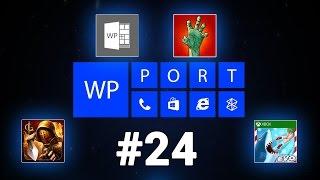 Игры и программы для Windows Phone: WP-Port 24: WP-seven, Zombie HQ, Hungry Shark, I, Gladiator