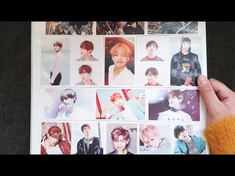 My First BTS PhotoCards Collection