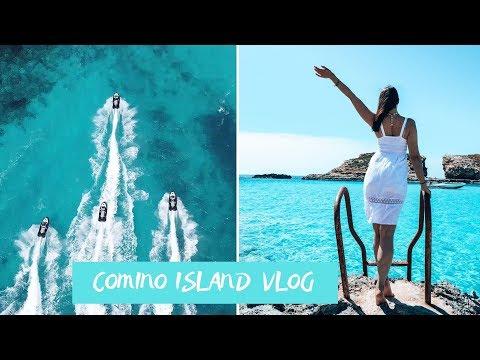MALTA VLOG | JET SKIING ON COMINO ISLAND | BLUE LAGOON | MAVIC PRO