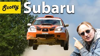 Everything You Need to Know About Subaru | Up to Speed with Scotty