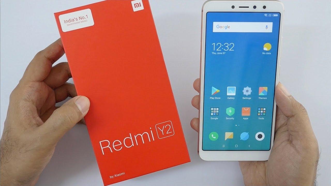 শাওমি রেডমি ওয়াই ২ (Xiaomi Redmi Y2)
