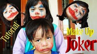Download Tutorial Make Up Joker Anak 2019 || Lucu Anak Belajar Make Up