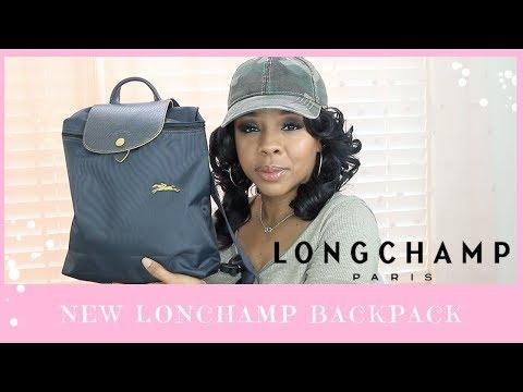 NEW LONGCHAMP BACKPACK