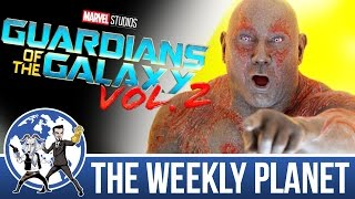 GOTG Vol 2 Trailer & Best Video Games Based Off Movies - The Weekly Planet Podcast