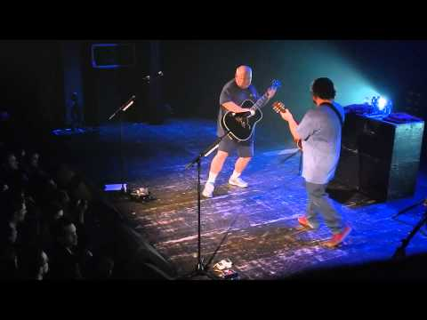 Tenacious D - Kielbasa + History HD live Trianon Paris (13/12/2013)