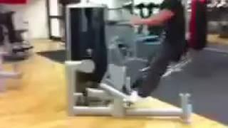 130kg Gym Sex Machine Pull & Push