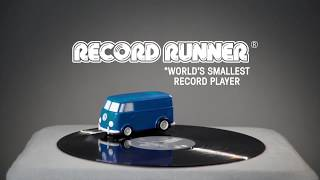 STOKYO RECORD RUNNER (CHERRY RED / ROYAL BLUE) thumbnail