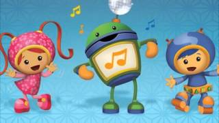 team umizoomi the celebration dance greek