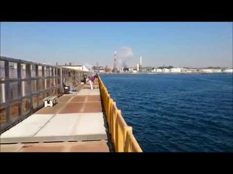 神奈川海釣り場情報 【磯子海づり施設】