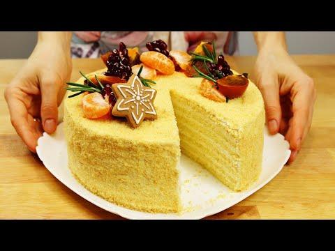 Бесподобный ТОРТ АПФЕЛЬМУСС, простой рецепт потрясающего торта! English Subtitles
