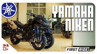 2019 Yamaha Niken | First Ride
