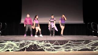 Baixar SISTAR - Touch My Body and 4MINUTE Whatcha' Doin Today - [HARU Dance Cover]