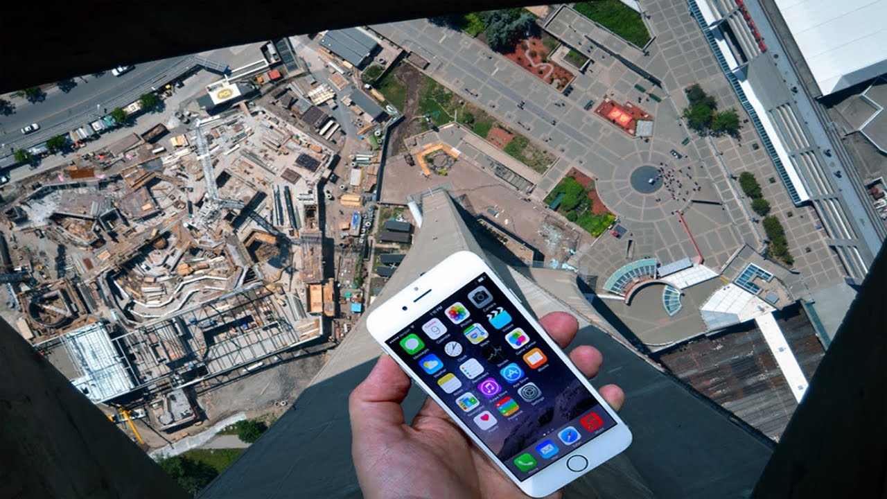 iphone 1000. can iphone 6s survive 1000 ft drop on concrete (gone wrong) iphone
