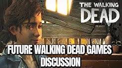 The Walking Dead:Season 5: Future of Walking Dead Discussion Stream (Skybound Walking Dead)
