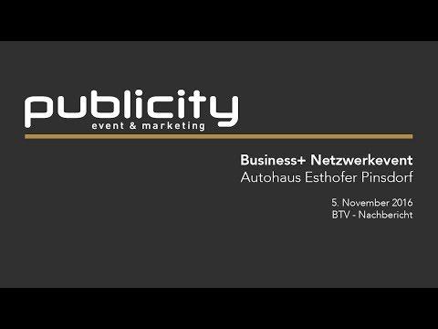 Business+ Netzwerk Event 2016