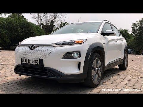 Hyundai Kona Electric Blue-Drive Premium 2019 | Real-life review