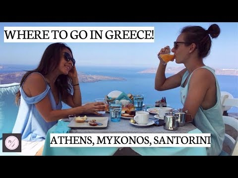 TRAVEL TUESDAYS: WHERE TO GO IN GREECE!!