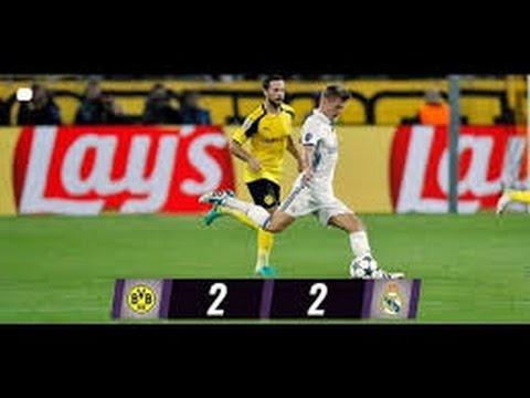 Download Real Madrid vs Borussia Dortmund 2-2 ● All Goals & Highlights ● UEFA Champions League 2016