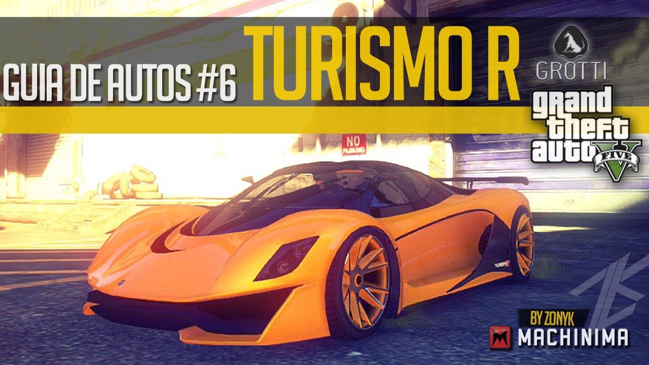 Gta 5 Gu 237 A De Autos 6 Quot Grotti Turismo R Mclaren P1 Quot Veh 237 Culos Grand Theft Auto V Youtube