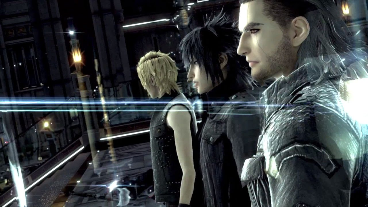 40 Minutes Of Final Fantasy XV Gameplay