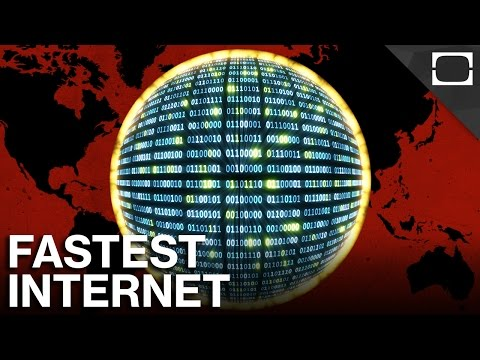 Which Countries Have The Fastest Internet?