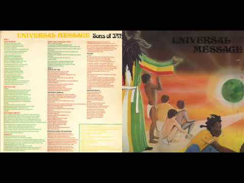 Sons Of Jah 1982 Universal Message A1 look mankind   [www.dreadinababylon.com ]