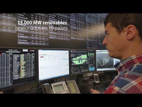 Centro de Control de Energías Renovables (CECOER) | ACCIONA