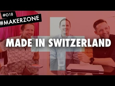 EP.18: Meet the F10 Swiss FinTech Accelerator Founders⎜#MakerZone